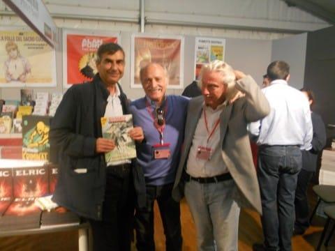 32 con Giancarlo Berardi e Ivo Milazzo (FILEminimizer)