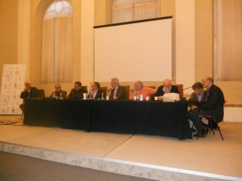 96 incontro Bonelli editore 65 anni Manfredi,Giorello,Faraci,Pallavicini,Gaspa,Berardi,Castelli,Bacilieri,Ambrosini (FILEminimizer)