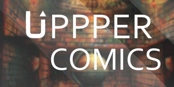 Banner promozionale del Dragon fest 2017 dedicato all'editore Upper Comics